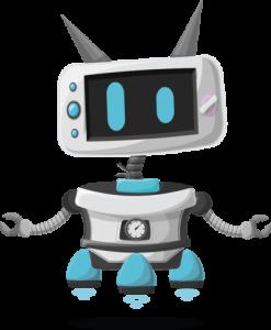 Mascotte entreprise Solutions Digitales Intégrées applications mobiles