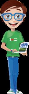 Mascotte entreprise Solutions Digitales Intégrées professionnel du cloud entreprise. Nous réalisons également des sites web pour les professionnels.